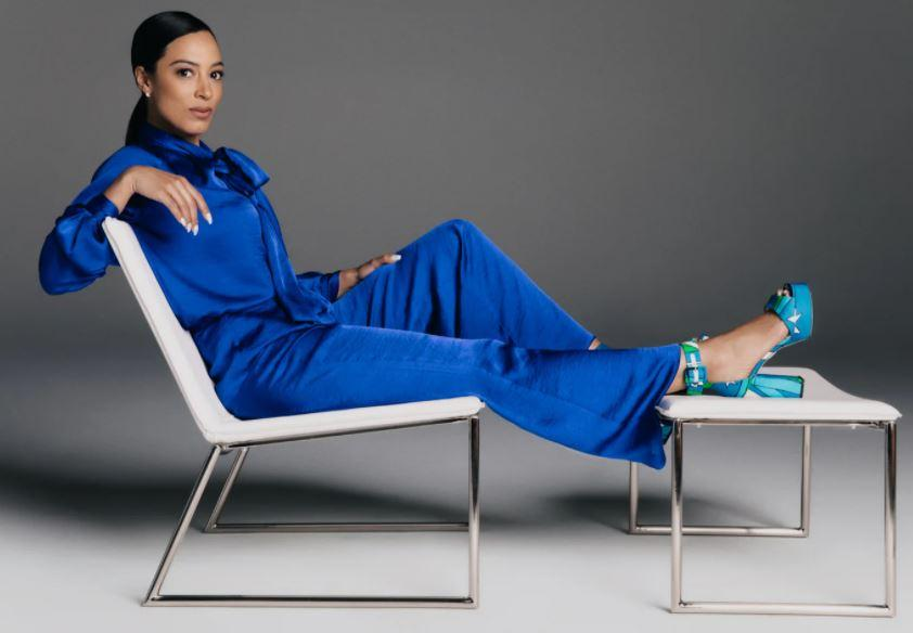 Angela Rye & Boyfriend Share The Bond Of Both 'Love' & 'Cause'