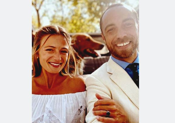 Everything about Alizee Thevenet: Wife of James Middleton
